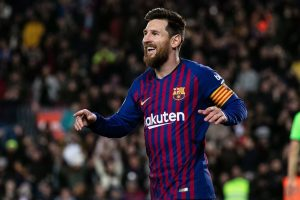 Messi beats Ronaldo to UEFA's Goal of Season award