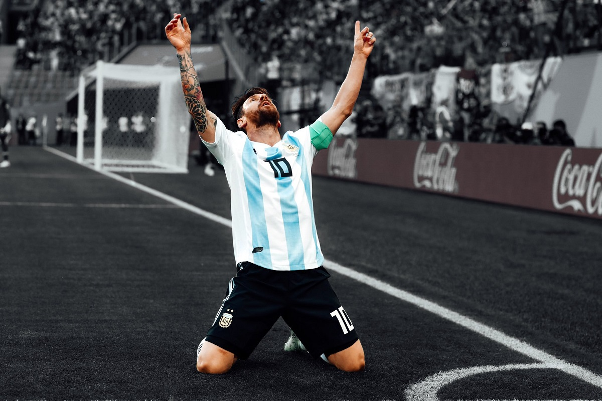 Lionel Messi, La Liga, Athletic Bilbao, Antoine Griezmann