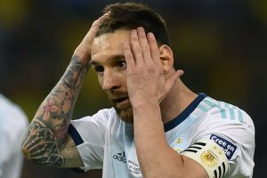 Lionel Messi banned for 3 months for 'corruption' remarks against CONMEBOL