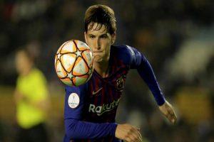 Juventus eyeing Barcelona youngster Juan Miranda: Reports