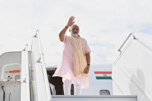 In a first after Balakot strike, Modi uses Pak airspace to fly to France for bilateral visit