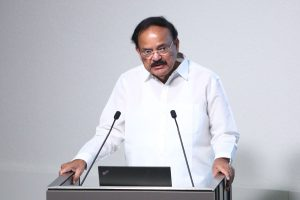 Justice can neither be instant nor constantly delayed: Venkaiah Naidu