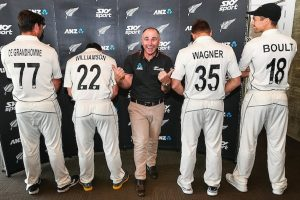 Black Caps announce Test jersey numbers for Sri Lanka series