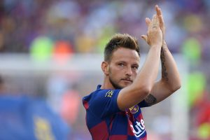 For the moment, I am very happy at Barcelona: Ivan Rakitic on transfer rumours