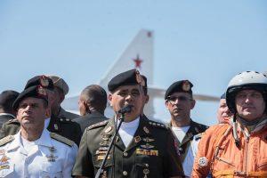 Venezuelan military joins signature drive against US sanctions