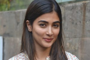 Pooja Hegde's fleeting tryst with a Hollywood icon