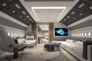 Private Jet: New addition to Mohammad Makhlouf's grand lifestyle