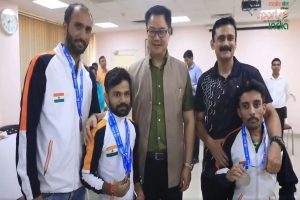Sukant Kadam requests PM to meet Para-Badminton World Championship medalists