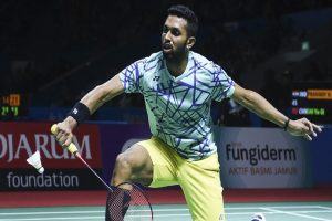 Prannoy stuns Lin Dan to enter pre-quarters of World Championships