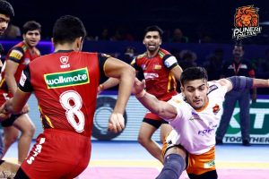 PKL 7: Puneri Paltan pulls off impressive win over Bengaluru Bulls