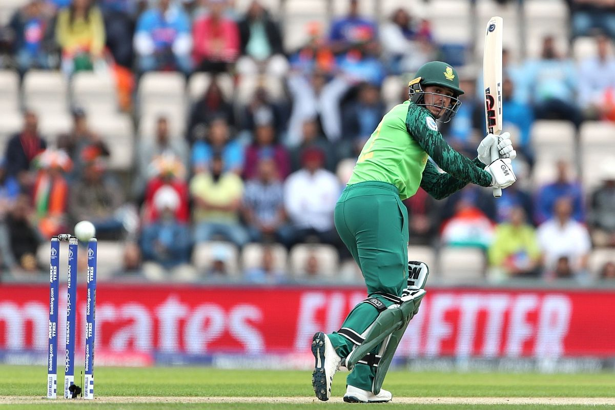 Captaincy is a new stepping stone in my career: Quinton de Kock