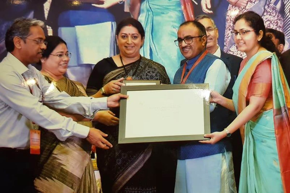 Himachal gets three national awards under Poshan Abhiyan