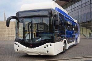 150 electric buses for transport department