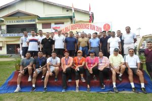 Gajraj Corp's organizes mini-marathon to celebrate Independence Day