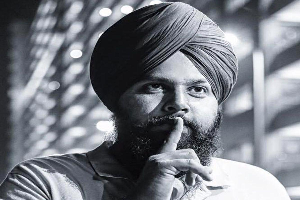 Gurpreet Singh Baidwan is aiming for bull's eye