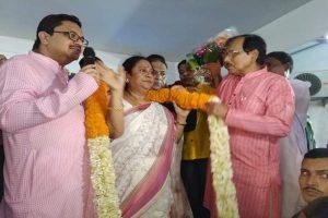 Krishna Chakraborty elected new Bidhannagar mayor