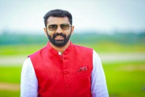 Mohammed Haris Nalapad all set for Bollywood debut