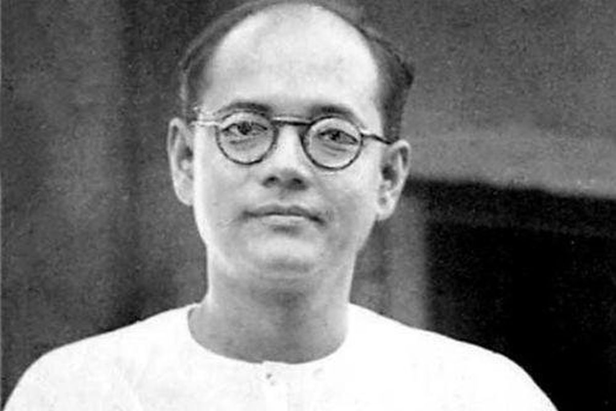 Netaji Subhas Chandra Bose, AIFB, Netaji, Subhas Chandra Bose, All India Forward Bloc, Debabrata Biswas, INA