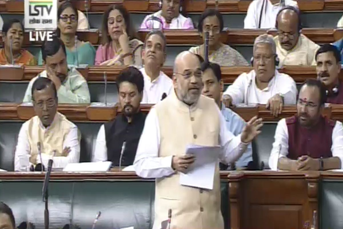 Parliament mirrors Government's hurry, BJP, Article 370, Triple Talaaq, RTI act