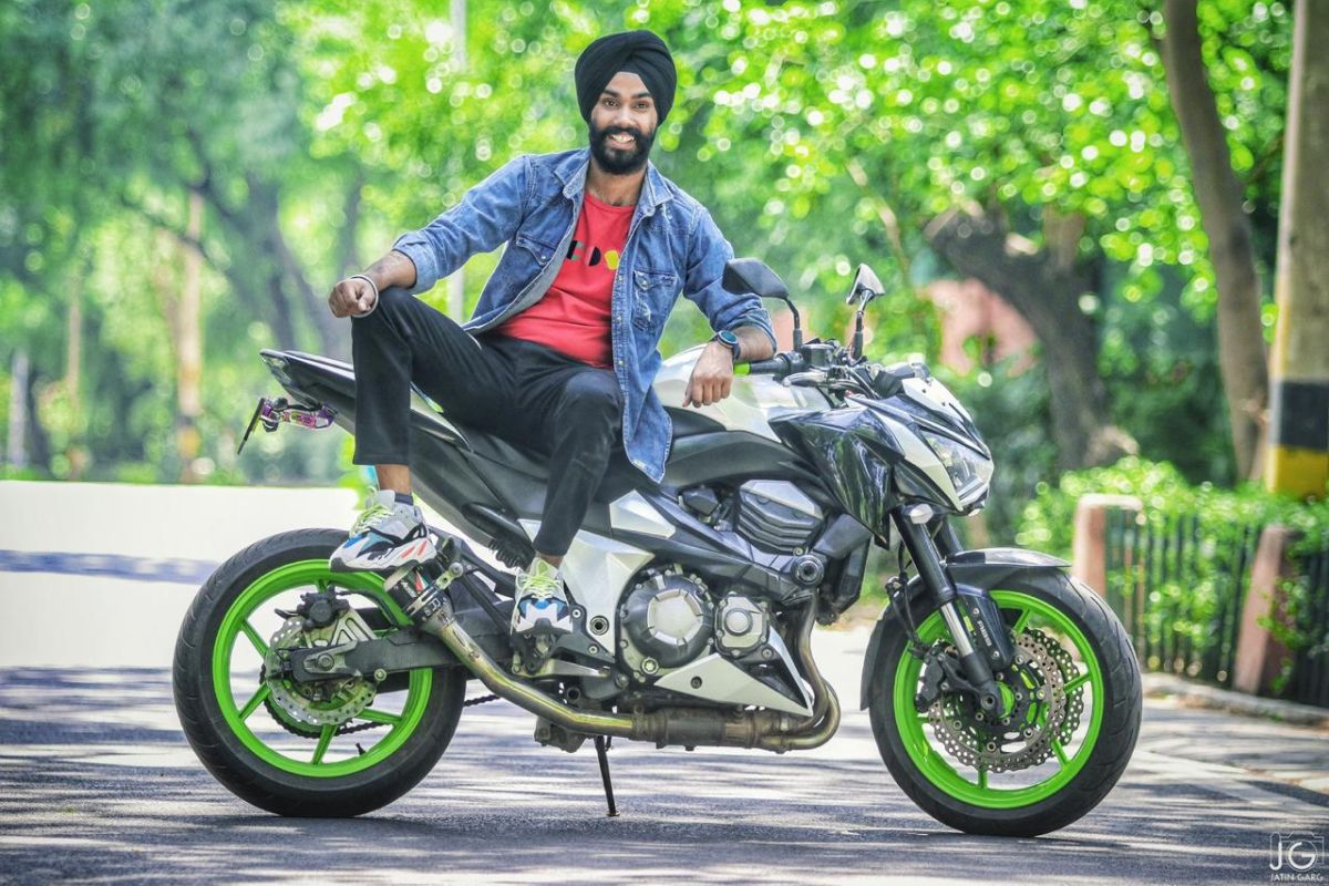 Prabhjot Singh is a YouTuber who follows his heart