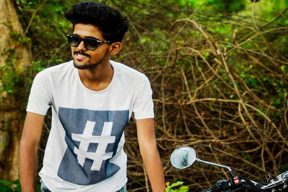 Yashvardhan Sharma is famous for his YouTube content