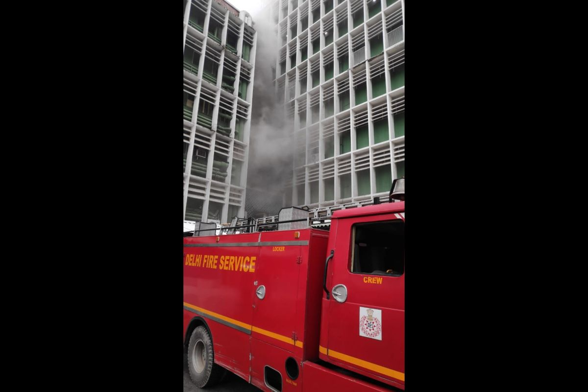 Fire, AIIMS, Arun Jaitley, All India Institutes of Medical Sciences, AIIMS fire, New Delhi, Delhi