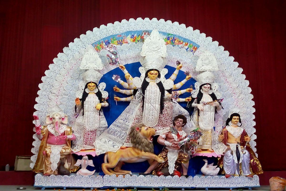 KMC, Durga Puja, Kolkata, Kolkata Municipal Corporation, KMC, Firhad Hakim, Kolkata, West Bengal, Bengal