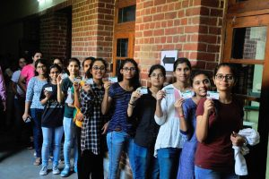 DUSU polls: Battle lines drawn for fierce triangular contest