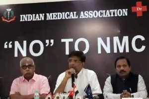 IMA calls strike on Aug 8 to protest against NMC Bill