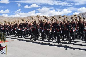 575 Jammu and Kashmir youth join Indian Army