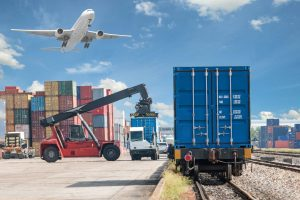 How technology is disrupting freight and logistics industry
