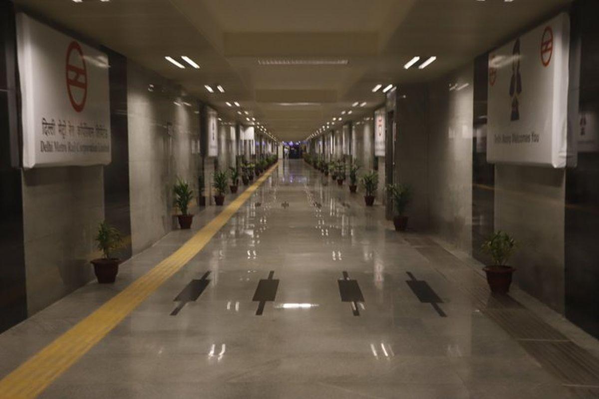 Delhi Metro, LED bulbs, DMRC