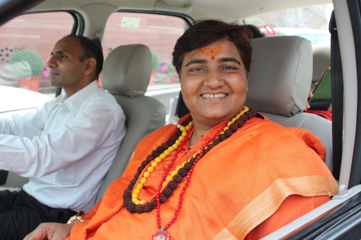 Pragya Thakur, Opposition, Malegaon, BJP, Pragya Singh Thakur, Sushma Swaraj, Babulal Gaur, Arun Jaitley, Madhya Pradesh, Pragya, Lok Sabha, Hemant Karkare
