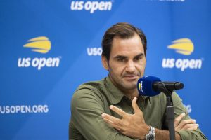 Roger Federer optimistic about US Open chances