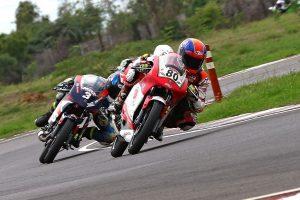 Honda Racing's Rajiv Sethu posts impressive win