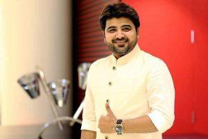 Rakesh Kothari, the budding entrepreneur