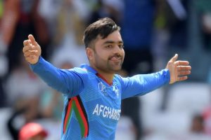 Rashid Khan to lead Afghanistan in Bangladesh