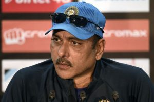 Ravi Shastri 'ready to embrace and relish challenge ahead'