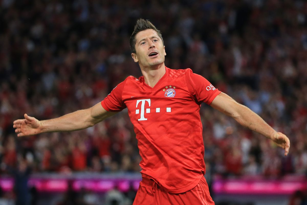 Robert Lewandowski, Bayern Munich, Bundesliga, Germany