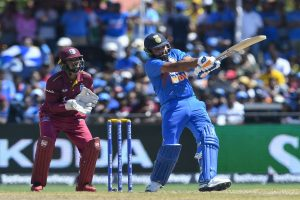 Rohit surpasses Gayle in six-hitting, Kohli tops T20 run chart among Indians
