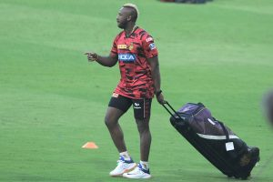 Jason Mohammed replaces Andre Russell in West Indies T20 Squad