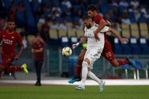AS Roma inch Real Madrid in pre-season friendly