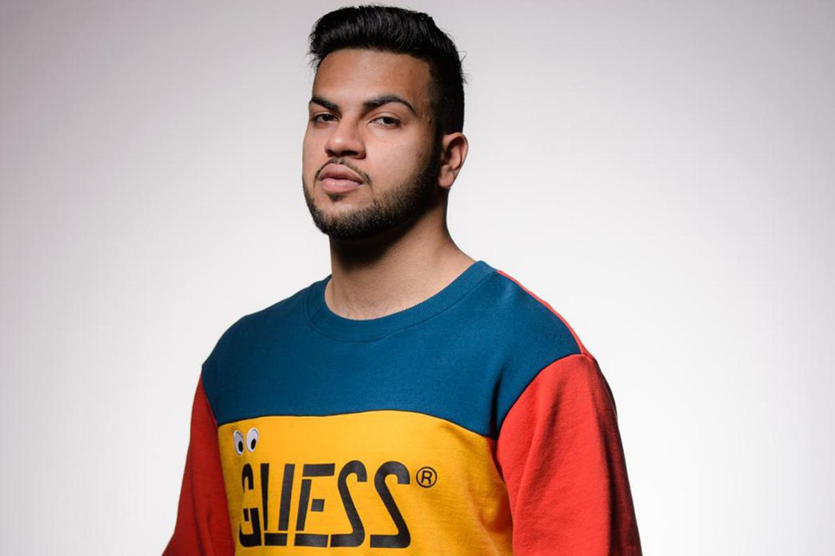 Gursimran Singh is an upcoming singing sensation
