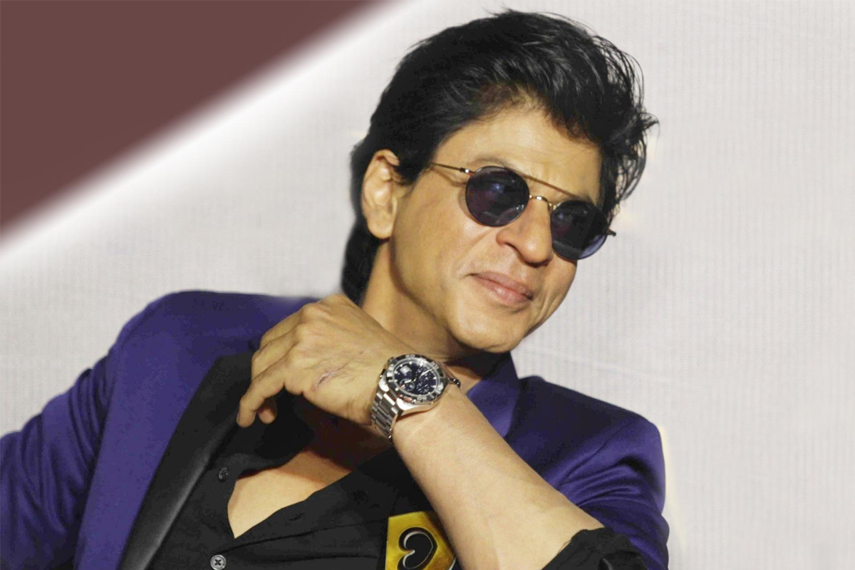 SRK, La Trobe doctorate, humanitarian work