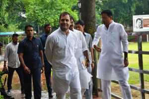Congress slams Pak for 'mischievously dragging Rahul Gandhi' in its petition on Kashmir