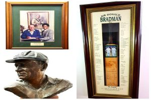 Sachin Tendulkar pays tribute to Sir Don Bradman on his birthday