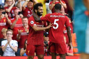 Premier League 2019-20 Update: Mohammed Salah's brace helps Liverpool beat Arsenal 3-1