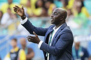 FIFA bans former Nigeria coach Samson Siasia over match fixing