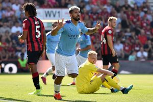 Premier League Update: Manchester City thrash Bournemouth; New Castle beat Tottenham