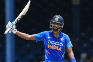 Want to stay in the team: Shreyas Iyer after crucial fifty in 2nd ODI